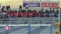 Finale 60 m haies Juniors garçons