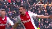Nick Viergever 1:1 Great Goal   Ajax - FC Twente 15.02.2015 HD