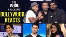 Bollywood Reacts to AIB Knockout CONTROVERSY | Uncut Video