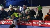 Peter Prevc s'envole à 250 mètres au saut à skis