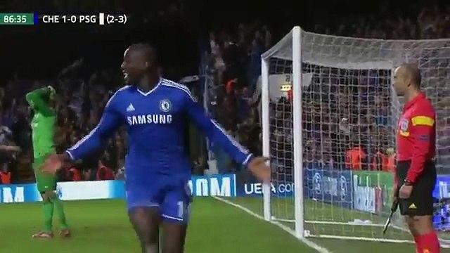 PSG vs. Chelsea: su último enfrentamiento en la Champions League