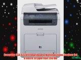 Samsung CLX-6220FX Imprimante Multifonctions Couleur jet d'encre 20 ppm USB 256 Mo
