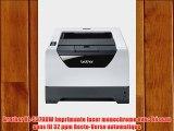 Brother HL-5370DW Imprimante laser monochrome avec R?seau sans fil 32 ppm Recto-Verso automatique