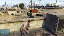 GTA 5 gameplay getting drunk in trevor s house NO SPOIL