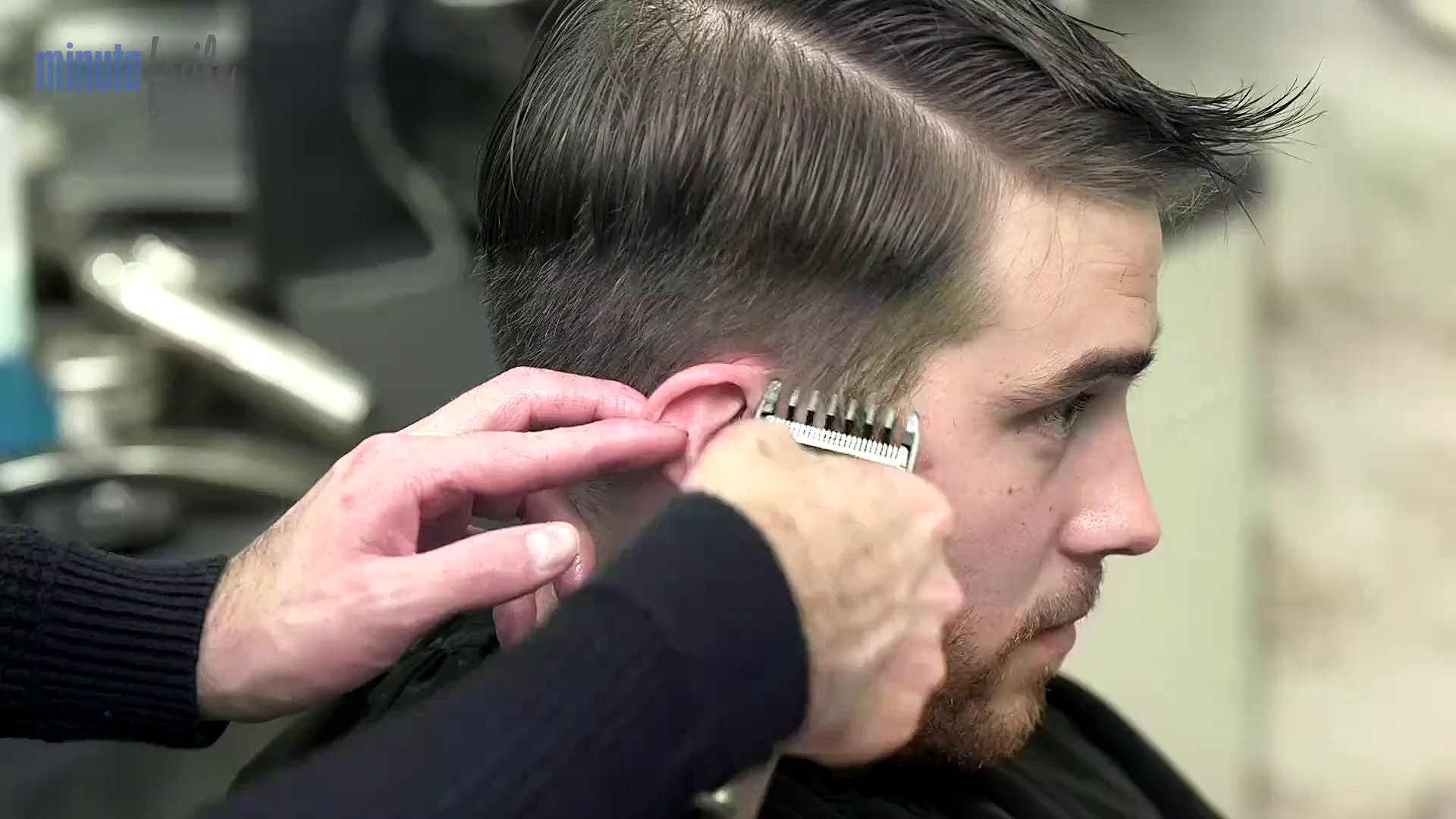 Beaute Mode Tuto Coiffure Homme Coupe De George Clooney Video Dailymotion