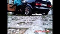 VW Golf  MK1 G60 Sound Test
