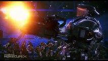 RoboCop 2 (9 11) Movie CLIP - RoboCop vs. RoboCop 2 (1990) HD