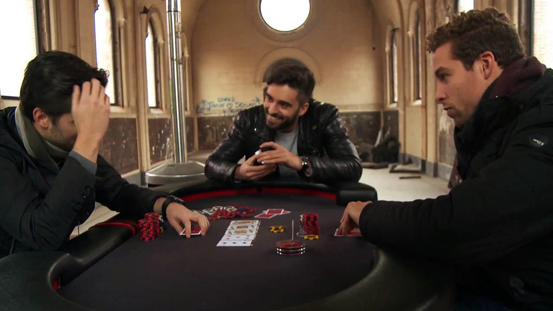 Slecht advies - Behind the scenes | PokerStars.be Duel