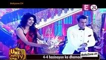 Nishi Ke Sangeet Rasm Mein 4-4 Haseenaon Ka Dhamaal!! - Itna Karo Na Mujhe Pyaar - 16th Feb 2015