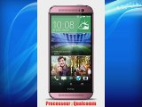 HTC One M8 Smartphone Wi-Fi/Bluetooth Android 4.4 KitKat 16 Go Rose