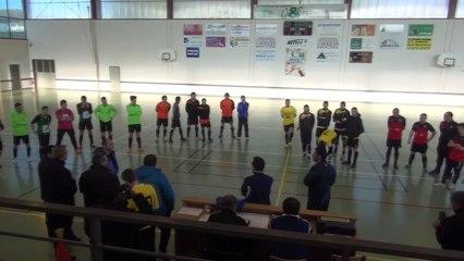 Finale Futsal 2015 à St Mamet