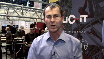 Expoprotection 2014 - interview exposant : Clic-It