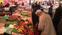 Le marché du centre-ville d'Antony, plus grand marché des Hauts-de-Seine