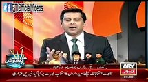 Nawaz Sharif Severely Criticized ARY Channel, Watch Arshad Sharif's Mouth Breaking Reply