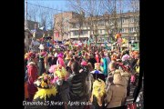 Carnaval de Dunkerque 2015 : bande des pêcheurs