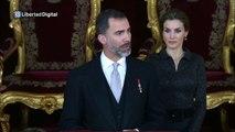 """Felipe VI: """"Frente al fanatismo sólo cabe la fuerza implacable de la razón ejercida en libertad"""""""