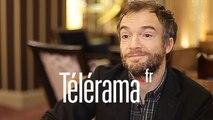 Jonathan Lambert, entretien post-it Télérama