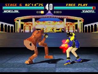 [TAS] PSX Tekken 3 playaround