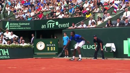 Tennis - Best points 2014 -Top 20