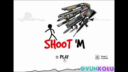 Shoot'm Oyununun Tanıtım Videosu