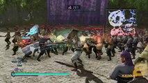 Dynasty Warriors 8 Empires - Gameplay - Dragon Column
