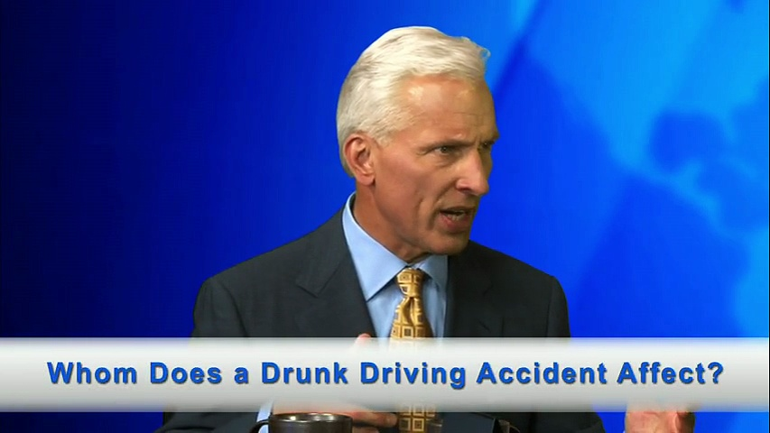 Drunk Driving Accidents Leave a Trail of Tragedy