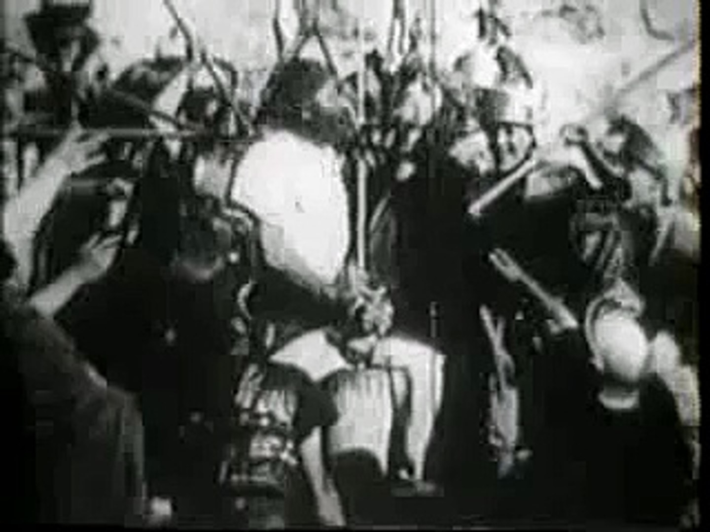 From The Manger To The Cross (1916) - Trailer