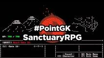 SanctuaryRPG : Black Edition - Point GK : le RPG au delà des apparences