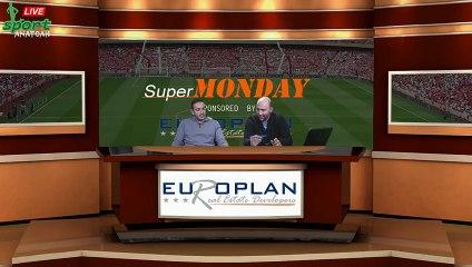 Super Monday Live - 16-2-2015 (REPLAY)