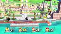 Smash History  Bowser   Bowser Jr.  (Super Smash Bros 3DS and Wii U Move Analysis)