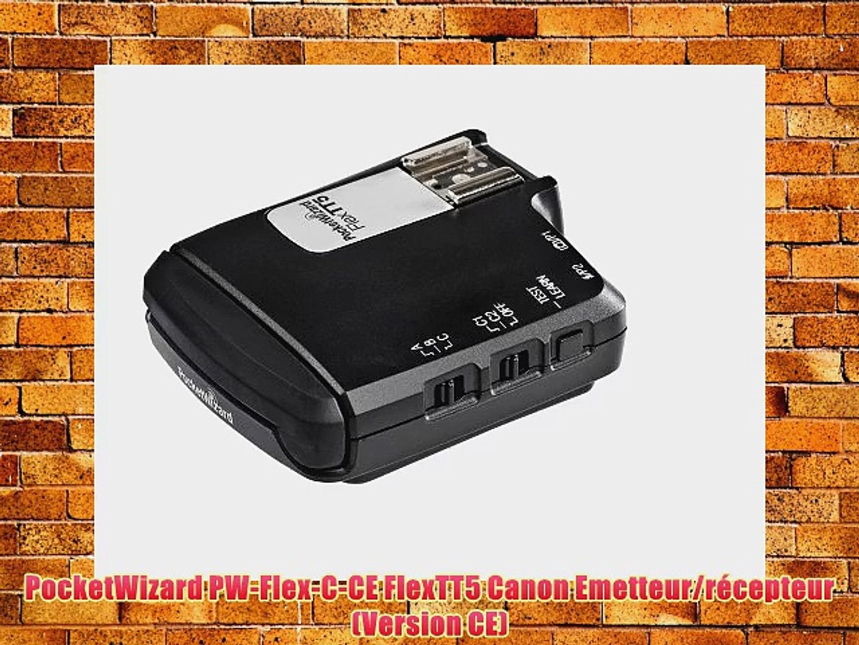 PocketWizard PW-MMAX 802-450 MultiMAX Transceiver Black