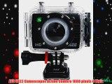 AEE SD22 Camescopes Action Camera 1080 pixels 8 Mpix