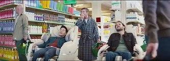 72 and Sunny Amsterdam pour Carlsberg - bière, «If Carlsberg did» - février 2015 - supermarket