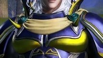 Dissidia Final Fantasy - Dissidia Final Fanatasy : premier teaser