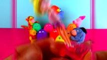 30 Surprise toys 10 Play-Doh Surprise eggs Unboxing Kinder surprise toys Maxi kinder surprise toys