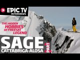 Sage Cattabriga-Alosa @ Red Bull Linecatcher 2013 PART 1