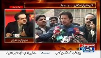 Dr Shahid Masood Telling Interesting Incident of Imran Khan and Benazir Bhutto Meeting