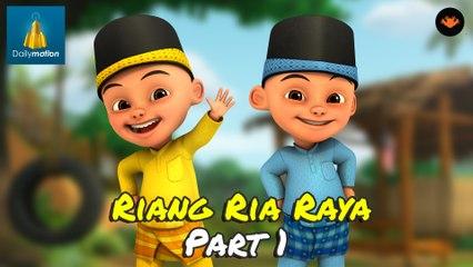 Upin & Ipin - Riang Ria Raya [Part 1]