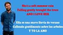 PASSENGER - And I Love Her ( Lyrics - Sub Español ) 2015