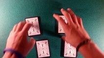 TRUCO DE CARTAS DE DYNAMO REVELADO / Dynamo card trick