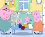 Świnka Peppa odcinek 80 Malowanie