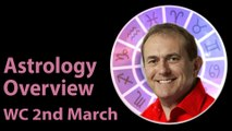 Astrology Overview from WC 2nd March 2015