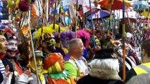 Chahut dans la bande de la Citadelle Carnaval de Dunkerque 2015