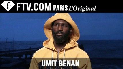 Umit Benan Designer's Inspiration | Paris Collections: Men | FashionTV