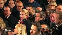 30 000 Danois dans les rues de Copenhague en hommage aux victimes