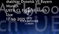 watch ((( Shakhtar vs Bayern Munich ))) online Football match