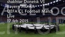 online Football Shakhtar vs Bayern Munich