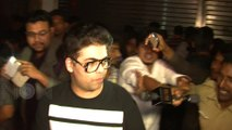 AIB Knockout Controversy | Karan Johar Avoids Media