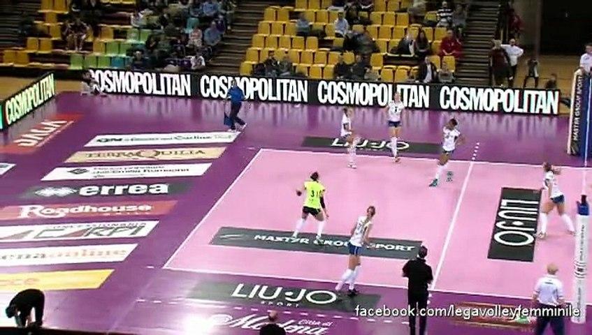 SCAMBIO DELLA SETTIMANA - Liu•Jo Modena vs Zeta System Urbino