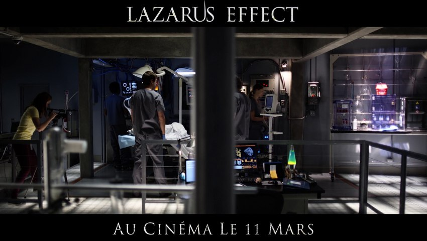LAZARUS EFFECT Spot 30 VF